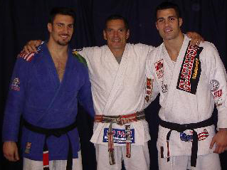 Mig Bros and Relson Gracie